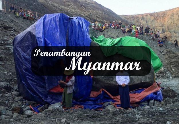 Penambangan Myanmar