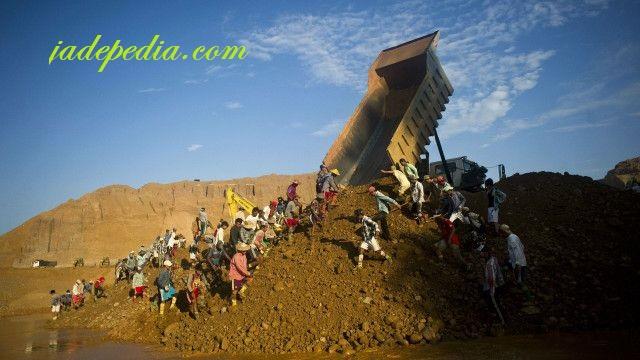 Berebut Kekayaan Bisnis Batu Giok Myanmar Bernama Chinjalu